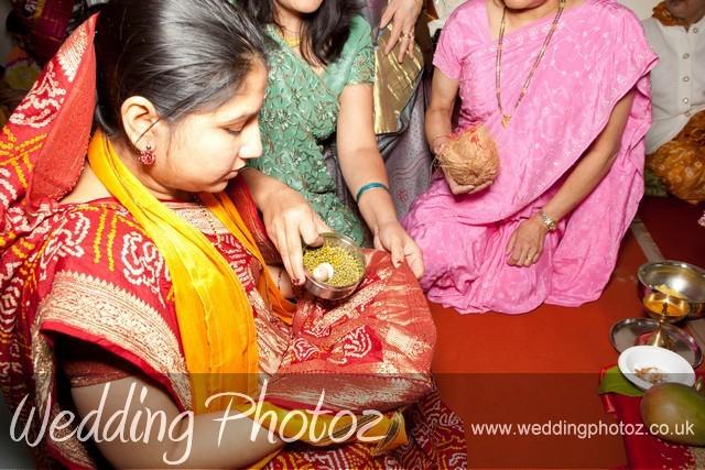 Godh Bharna /  Baby showering photos
