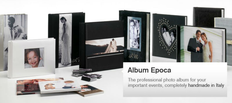 Wedding Albums by Album Epoca from WeddingPhotoz