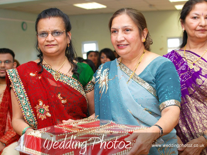 Asian/Indian Engagement Photographs in Southall