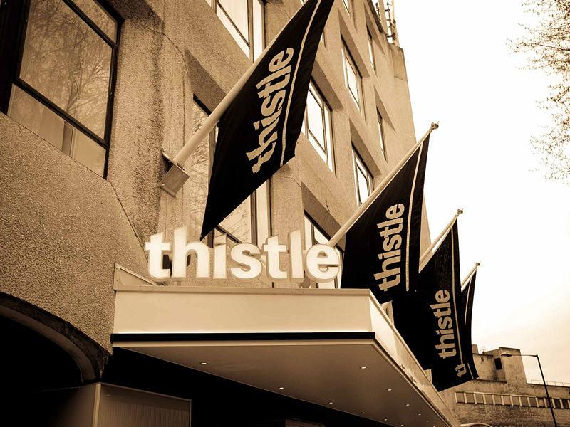 Thistle hotel camden